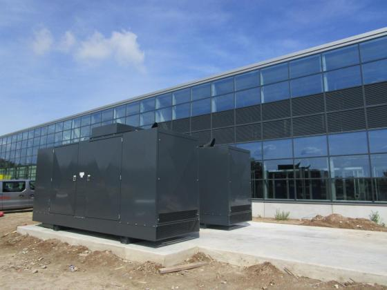 Emergency power generators for agricultural sector