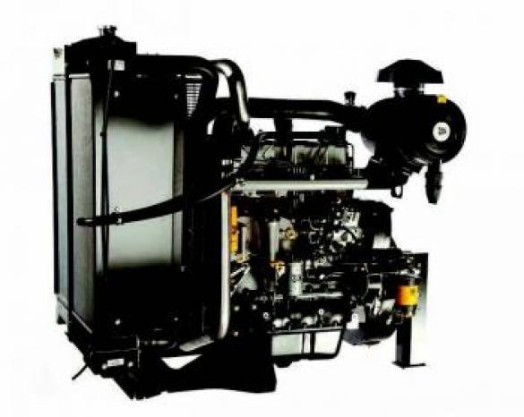 4,8 ltr. Dieselmax G-drive base engine 80 kVA