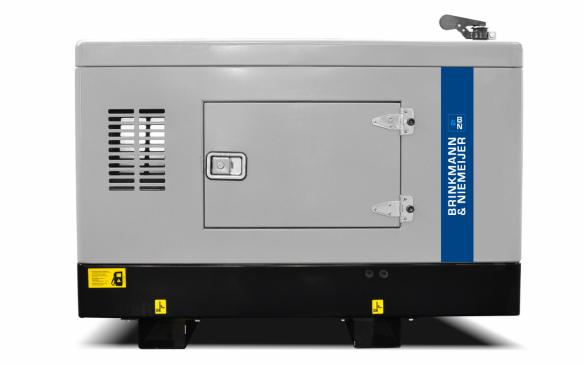 14 kVA Yanmar geluidgedempt aggregaat  | BNY14-6G0