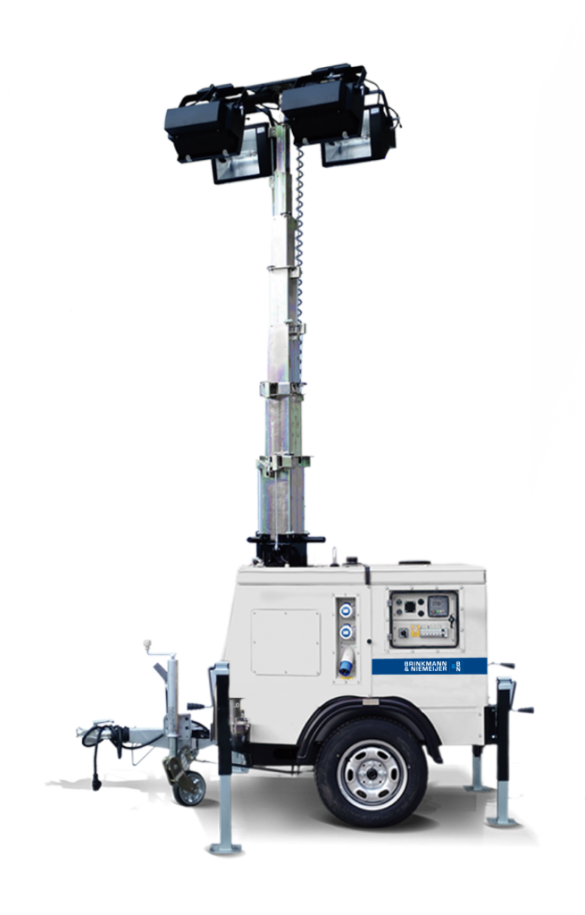 Yanmar heavy duty automatische lichtmast  | ALM9-HD