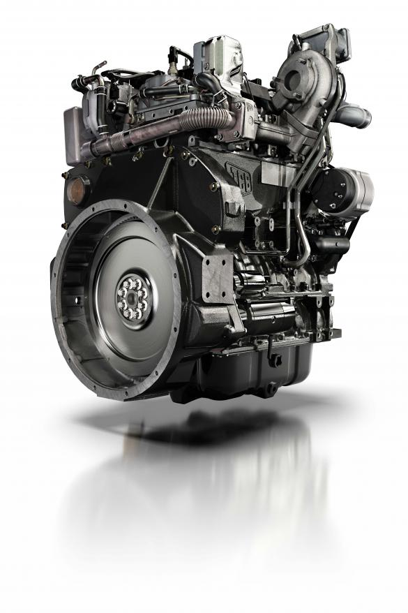4.4 ltr. Dieselmax OEM base engine 93 kW