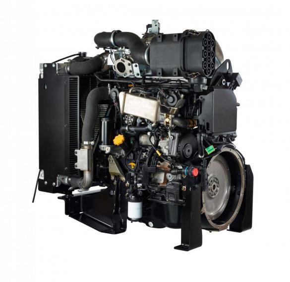 4.3 ltr. Dieselmax IPU motor 55kW | 320/50798