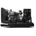100 kVA Iveco open aggregaat | BNF100-5F3