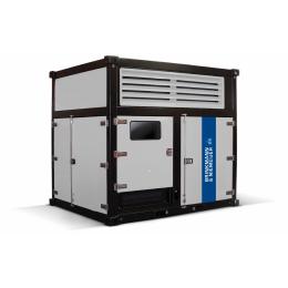 420 kVA Iveco verhuur aggregaat in 10ft container | BNRF420-5G2 (10ft)