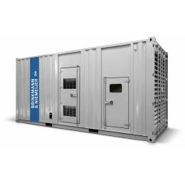 1015 kVA MTU geluidgedempt aggregaat in 20ft container   | BNM1015-5C1