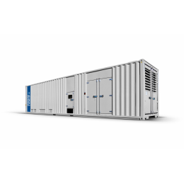 1550 kVA MTU geluidgedempt aggregaat in 40ft container   | BNM1550-6C0 (40ft)