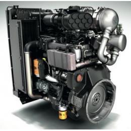 4.4 ltr. Ecomax IPU engine 81 kW