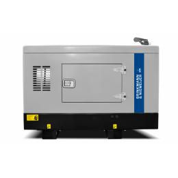 13 kVA Yanmar geluidgedempt aggregaat | BNY13-5G5