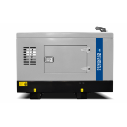 13 kVA Yanmar geluidgedempt aggregaat | BNY13-5G1