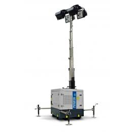 Yanmar box lichtmast in automatische uitvoering (LED) | ALM9-B/LED