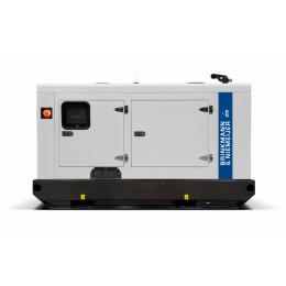 20 kVA Yanmar super silent verhuur aggregaat  | BNRY20-5G3 S