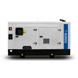 50 kVA Iveco geluidgedempt aggregaat   | BNF50-5G2