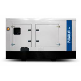 85 kVA Iveco geluidgedempt aggregaat    BNF85-5G0