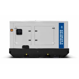 100 kVA Iveco verhuur aggregaat  | BNRF100-6G0