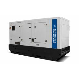 100 kVA Iveco super silent verhuur aggregaat | BNRF100-5G3 S