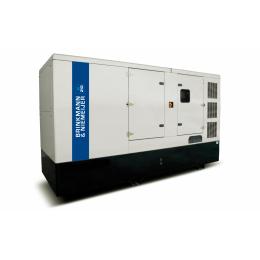 250 kVA Iveco geluidgedempt aggregaat  | BNF250-6G3