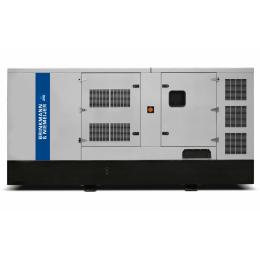 325 kVA Scania geluidgedempt aggregaat     BNS325-5G0