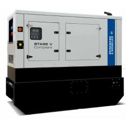 30 kVA Ford verhuur gasaggregaat | BNRGO30-5G1
