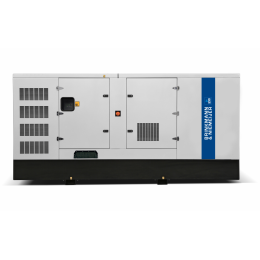 375 kVA Iveco geluidgedempt aggregaat  | BNF375-6G0