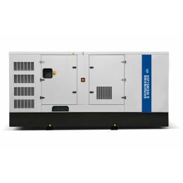 645 kVA Doosan geluidgedempt aggregaat   | BND645-5G1