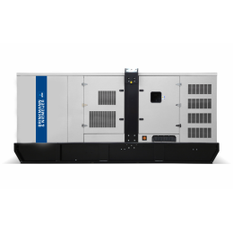 1015 kVA MTU geluidgedempt aggregaat | BNM1015-5G1