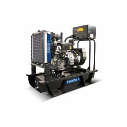 13 kVA Yanmar open aggregaat | BNY13-5F5