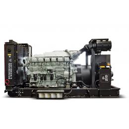 670 kVA Mitsubishi open aggregaat   | BNT670-5F1