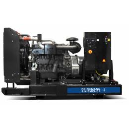 160 kVA Iveco open aggregaat   | BNF160-5F3
