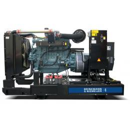 120 kVA Doosan open aggregaat     BND120-5F0