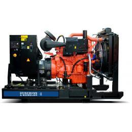 255 kVA Scania open aggregaat   | BNS255-5F0