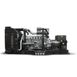 1550 kVA Mitsubishi open skid generating set