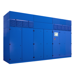 Roterende UPS 1000kW | UNIBLOCK UBT+ 1000