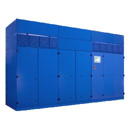 Roterende UPS 1500kW   UNIBLOCK UBT+ 1500 met 2x POWERBRIDGE 21MJ
