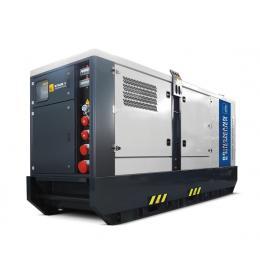 100 kVA Iveco rental generating set | BNRF105-5G5