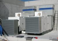 Emergency power generators for health