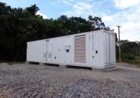 Emergency power generators for industry